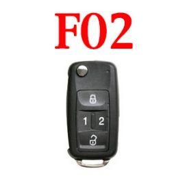 KEYDIY F02 KD Universal Remote Control Garage Type - 5 pcs