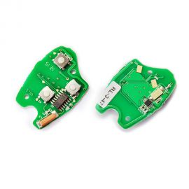 3 Buttons 433 MHz PCB Board for Renault Remote Key - PCF7947