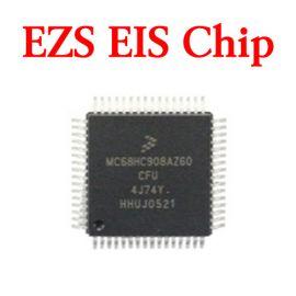 EZS EIS Ignation MC68HC908AZ60 CFU 4J74Y QFP64 Processor for Mercedes Benz 5 pcs