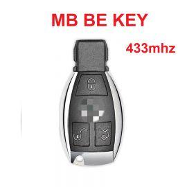 (433Mhz) BGA Smart Key For Mercedes Benz C E S Class [Europe]