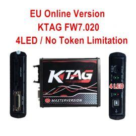 Main Unit of Red PCB KTAG 7.020 EU Online Version SW V2.25