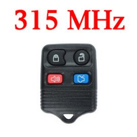 4 Buttons 315 MHz Remote Control Key for Ford