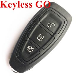 3 Buttons 434 MHz Proximity Keyless Go for Ford Mondeo- with 4D63 80 bit Chip