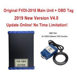 2019 SVCI-2018 V3.0 Main Unit with OBD TAG