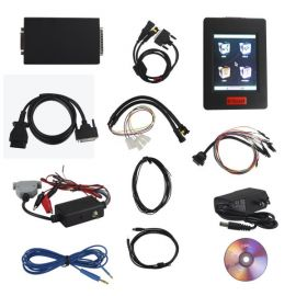 New Genius & Flash Point K-Touch K Touch OBDII/BOOT Protocols Hand-Held ECU Programmer Touch MAP Get Free FGTech Galletto 2-Master V50