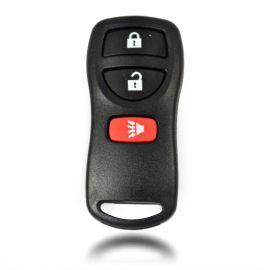 3 Button 2002-2007 Remote (ASTU15) for Nissan/Infiniti