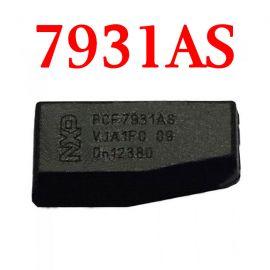 Genuine NXP PCF7931AS ID33 Chip - PCF7931 7931 Ceramic Chip ID73
