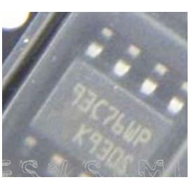 93C76 SOP8 Car Storage Chip - 10 pcs
