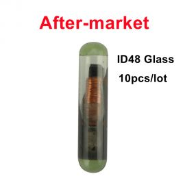 After-Market ID48 TP08 Glass Chip ID 48 Clone Able 10pcs/lot