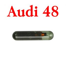 TP25 ID48 Glass Chip for AUDI (A2)