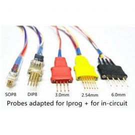 Probes Adapters for Iprog+ Pro or Xprog Programmer in-circuit