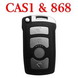 7 Series BMW CAS1 Remote Key - 868 Mhz ID46 PCF7942