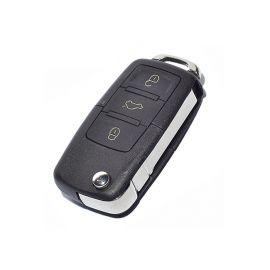 3 Button 433MHz Remote with ID48 Chip for VW Passat 2002~2005 FCCID: 1J0 959 753 AH