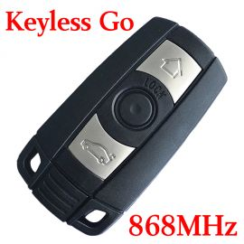 868 MHz Smart Proximity Key for 2004~2010 BMW 3 / 5 Series CAS3 - with Comfort Access