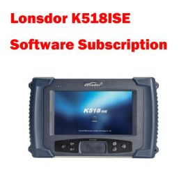 Lonsdor K518ISE Frist Year Software Update Subscription After 6-Month Free Use