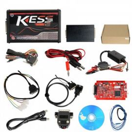 Kess V5.017 EU Version SW V2.47 with Red PCB Online Version Support 140 Protocol No Token Limited
