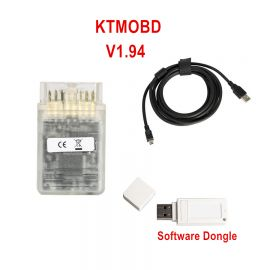 V1.94 KTMOBD ECU programmer & Gearbox Power Upgrade Tool Plug and Play