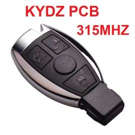 315 Mhz 3 Buttons BE Remote Key for Mercedes Benz - Top Quality Using KYDZ Mainboard