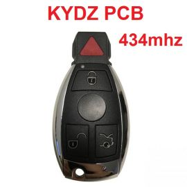 434 Mhz 3+1 Buttons BE Remote Key for Mercedes Benz - Top Quality Using KYDZ Mainboard