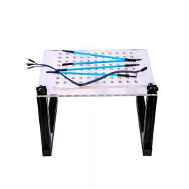 (US ship) LED BDM Frame with Mesh and 4 Probe Pens for FGTECH BDM100 KESS KTAG K-TAG ECU Programmer Tool