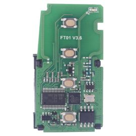 Lonsdor FT01-0020 312/433MHz Smart Key PCB for Toyota/Lexus