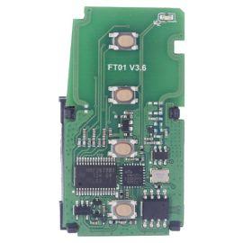 Lonsdor FT01-2110 312/433MHz Smart Key PCB for Toyota/Lexus