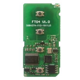 Lonsdor FT04-0010 433/433.92MHz Smart Key PCB for Toyota/Lexus
