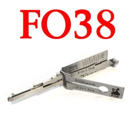 LISHI FO38 Auto Pick and Decoder For Ford Lincoln