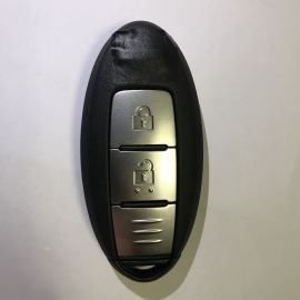 2 Buttons FSK 434 Mhz Smart Proximity Key for Nissan X-Trail  with 4A chip