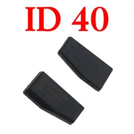 TP09 ID40 Chip for Opel