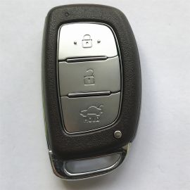 3 Buttons 433MHz Smart Proximity Key for Hyundai