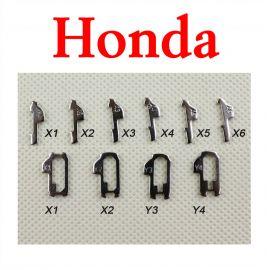 Honda Car Lock Reed Locking Plate Inner Milling Locking Tabs ( 340 pcs)
