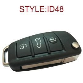 315 MHz Remote Key for Audi A3 TT - 8P0 837 220G