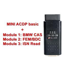Yanhua Mini ACDP BMW CAS1-CAS4+/FEM/BDC/ISN-Read BMW Package