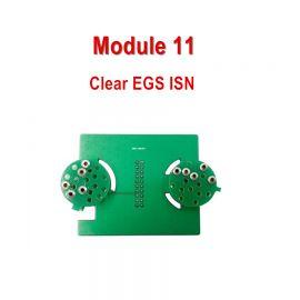 Module 11: BMW Gearbox EGS ISN Clearance