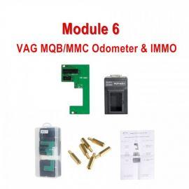 Module 6: Yanhua Mini ACDP Module6 for VW MQB/MMC IMMO Mileage Adjustment Newly Add PCF-key Adapter