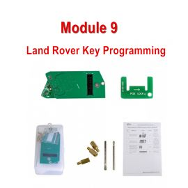 Module 9: Yanhua Mini ACDP Module9 Land Rover Key Programming Support KVM from 2014-2019 Add Key & All Key Lost
