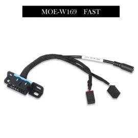 MOE W202 W208 W210 W220 W215 W230 W169 W639 W203 W906 W209 W211 FAST Cables for VVDI MB
