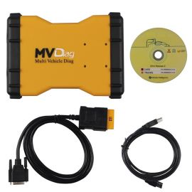 Good Quality MVDIAG for Cars Trucks MVD V5.008