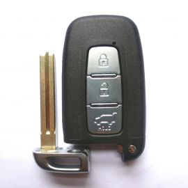 3 Buttons 434 MHz Smart Proximity Key for Hyundai KIA