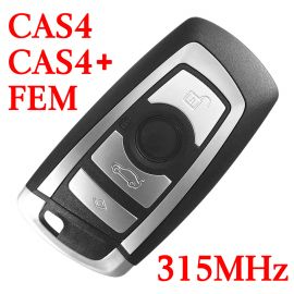 315 MHz Smart Proximity Key for 2009~2014 BMW 3 / 5 /7 Series CAS4 CAS4+ FEM