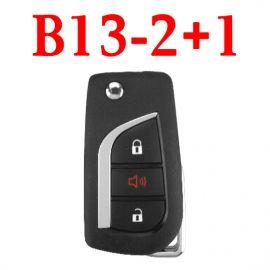 KEYDIY B13-2+1 Universal KD Remote Control - 5 pcs