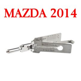 LISHI Auto Pick and Decoder for MAZDA 2014