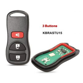 (315 MHz) 3 Button  Keyless Entry Remote For  Nissan / Infiniti 2002-2016