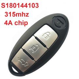(315MHz) S180144103 101 Smart Key For Nissan X-Trail (Japan Model)