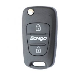 3 Buttons Flip Remote Key Shell for KIA Bongo (5pcs)