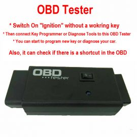 OBD TESTER - turn on car Ignition when all key lost for VAG