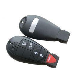 4+1 Button Key Shell for Chrysler 5 pcs