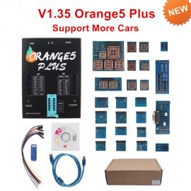 2020 New V1.35 Orange 5 plus Orange5 Programmer with Adapters