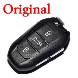 Original 3 Buttons 434 MHz Smart Proximity Key for Citroen C4L - ID46 PCF7945